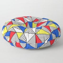 Ab Mond Floor Pillow