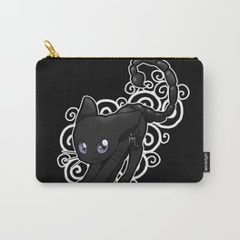 Zodiac Cats - Scorpio Carry-All Pouch