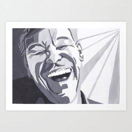Man - Bethany Walrond Art Print