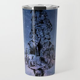 Alice in the Sky Travel Mug