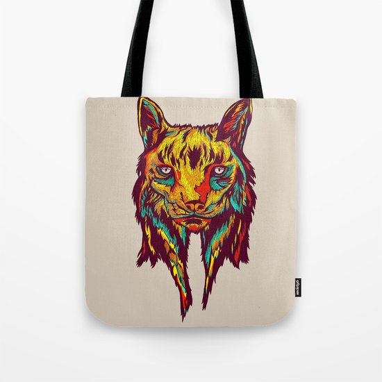 BE RARE* - Iberic Lince Tote Bag