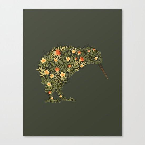 Kiwi Canvas Print