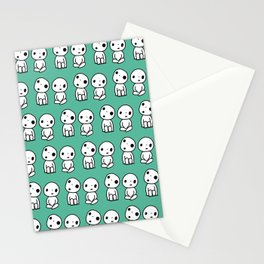 Kodama Stationery Cards