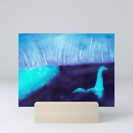 Night Vision Nessie Mini Art Print