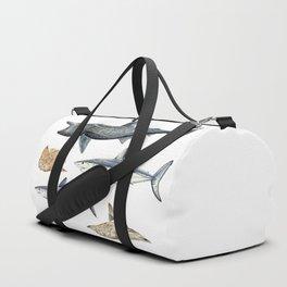 Shark diversity Duffle Bag