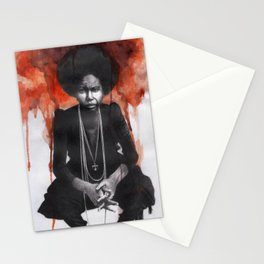 Silent Nina Stationery Cards