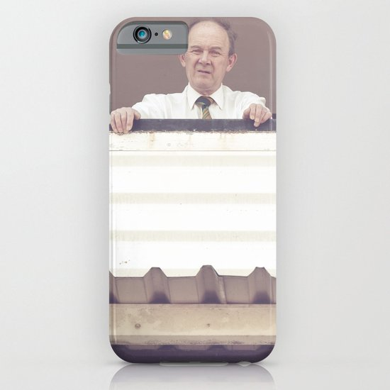 will the real gene hackman please stand up?.. iPhone & iPod Case