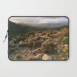 Borrego Desert Sunset Laptop Sleeve