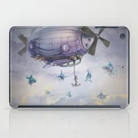 fishing iPad Cases featuring Fishing by Costin Diana