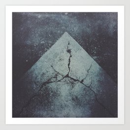 Northern Light Art Print
