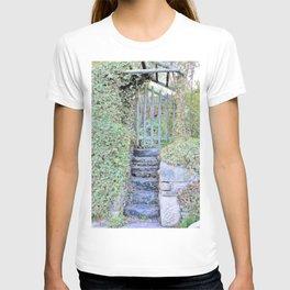The Lock Keepers Garden Gate T-shirt