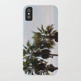 Laguna Palms iPhone Case