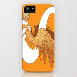 Davesprite iPhone Case