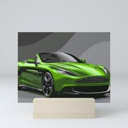Vanquish S Volante Mini Art Print