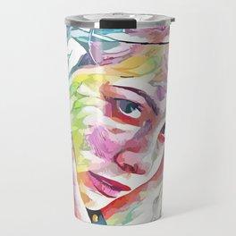 Will Holland (Creative Illustration Art) Travel Mug