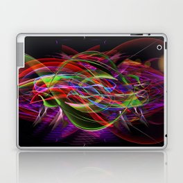 Art Deco Swirl Laptop & iPad Skin