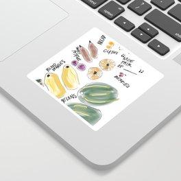 Nice Pair Sticker