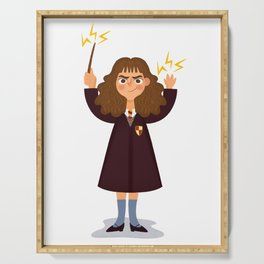 Hermione Granger Serving Tray