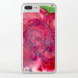 pink pet als Clear iPhone Case