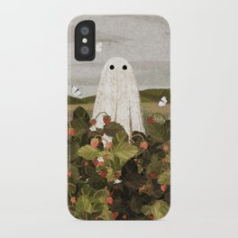 Strawberry Fields iPhone Case