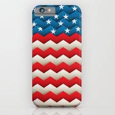 Chevron USA Slim Case iPhone 6s