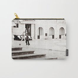 Soccer in the Square Carry-All Pouch