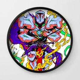 PERSEVERENT Wall Clock