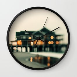 Carolina Nights Wall Clock