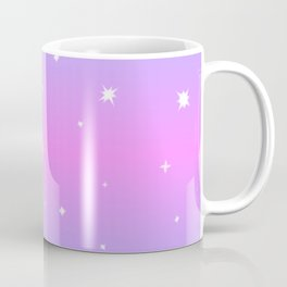 Magical Girl Stars Coffee Mug