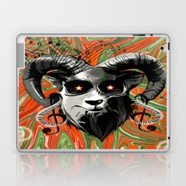 DJ Horn Gazer Laptop & iPad Skin