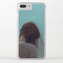 heathen Clear iPhone Case