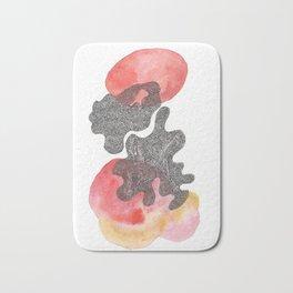 180311 Watercolour Micron 11 Bath Mat