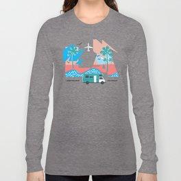 LA Real Estate Long Sleeve T-shirt