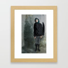 String Theory: Collapsing Wavefunction, First Tangible Framed Art Print