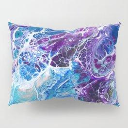 Iridescent Mermaid Pillow Sham