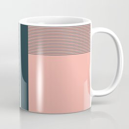 untitled 1 - blocks, lines & circle Coffee Mug