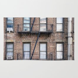 New York Fire Escape Rug