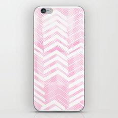 Pretty in Pink Chevron iPhone & iPod Skin