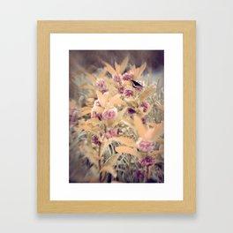 LomoFlies Framed Art Print