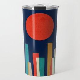 World's Edge Travel Mug
