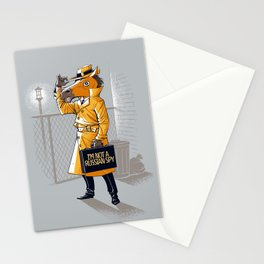 I'm Not a Russian Spy Stationery Cards