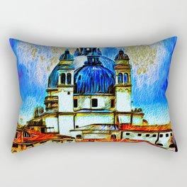 Salute Venice Rectangular Pillow