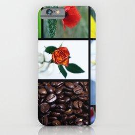 Natur im Herzen  iPhone Case