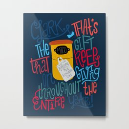 Jelly of the Month Club Metal Print