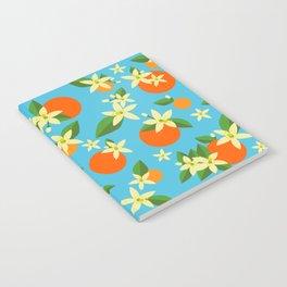 Orange Blossom Daydreams Notebook