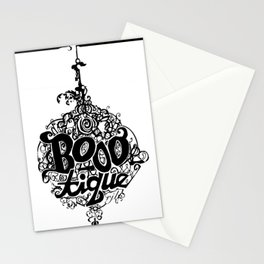 BOOO-tique! Stationery Cards