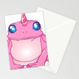 UNICORN FROG! Stationery Cards