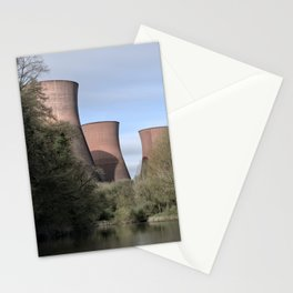 The Ironbridge Power Station Stationery Cards