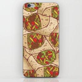 Burritos iPhone Skin