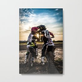 ACTION - ACTIVE - ADVENTURE - PHOTOGRAPHY Metal Print